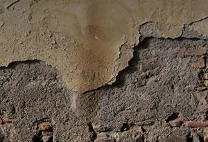 """L'umidità ascendente nelle murature """"fuori terra"""""""