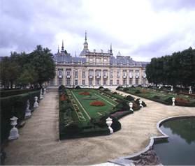 Palacio de La Granja de San Iidefonso