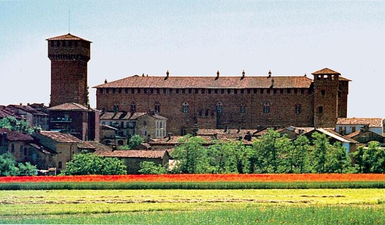 Castello Visconteo Sant'Angelo Lodigiano - 1